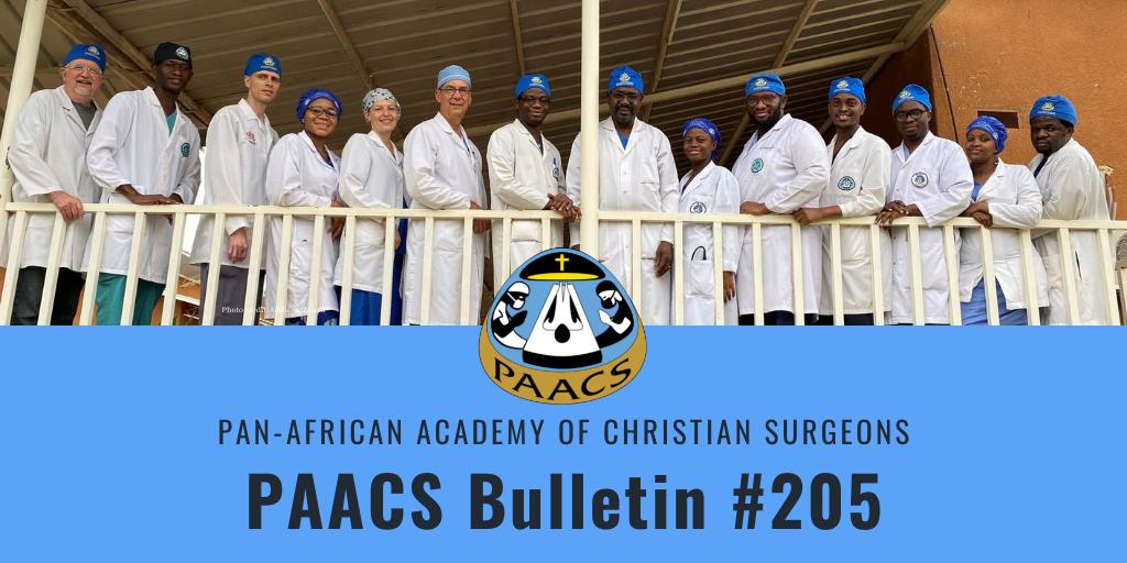 PAACS Bulletin #205