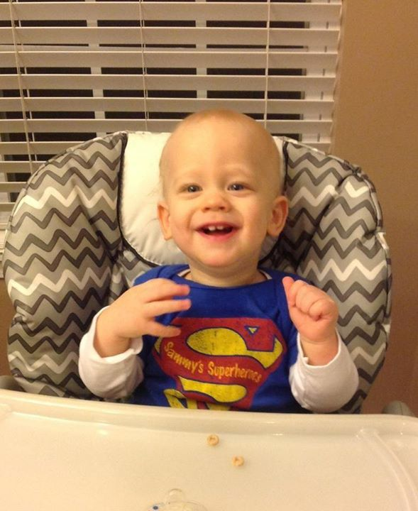 Cute cousin Logan!!