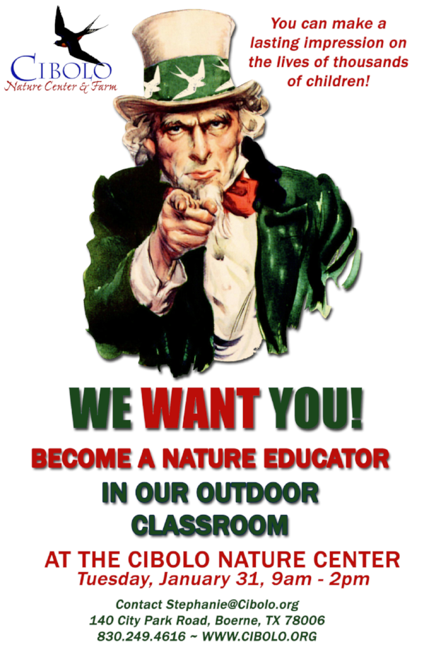 CNC: Outdoor Classroom Guide Training