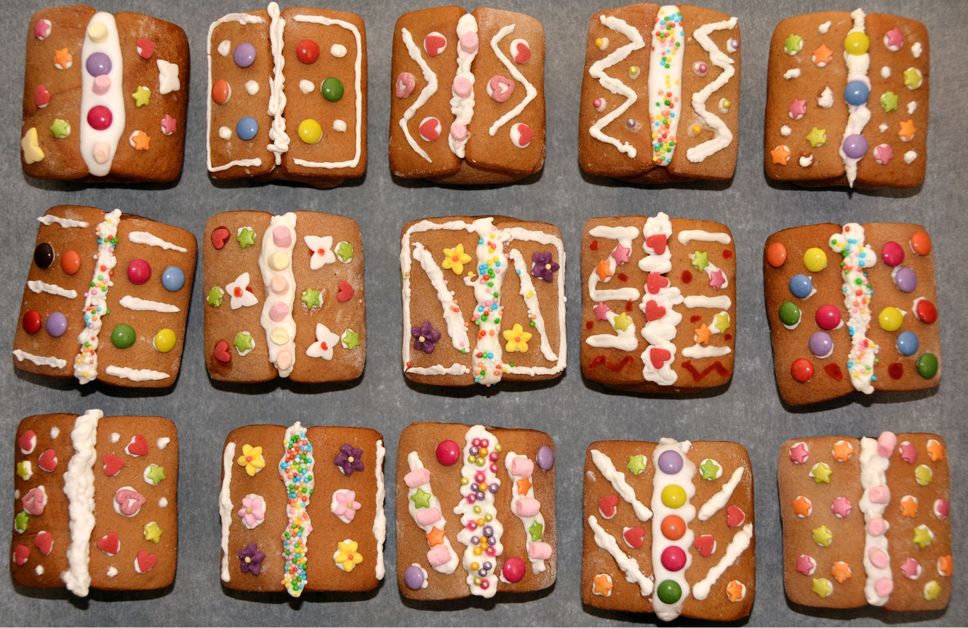 15th Annual Gingerbread Project