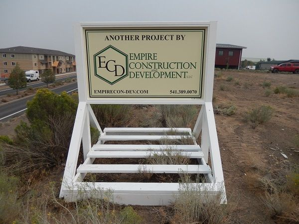 Construction Fence Banners and Barricades Bend OR