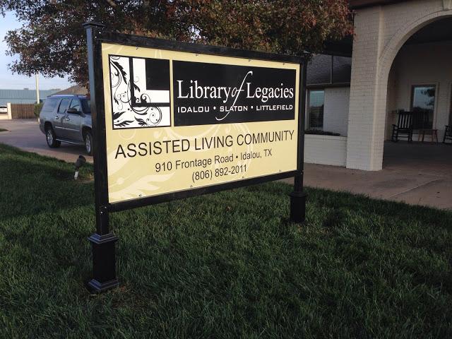 Property Signs Lubbock, TX - Elite Sign & Design