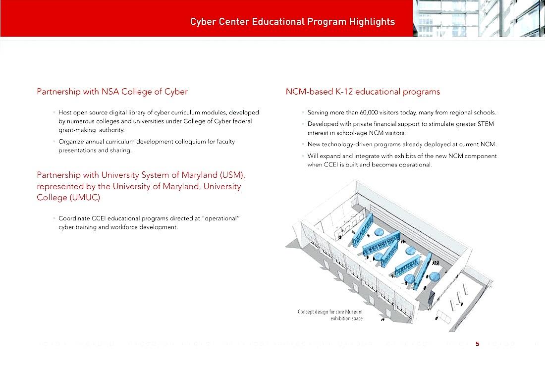 CCEI-NCM Education Program Higlights