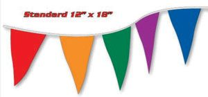 30 Ft String Pennants