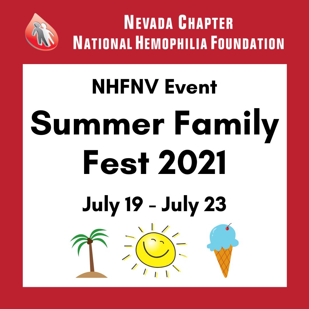 Summer Family Fest 2021