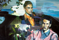 Out of In Focus: Alex Borovski + Lonnie Potter   Underground