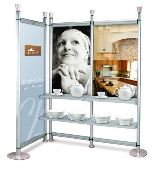 Exhibit & In-Store Displays