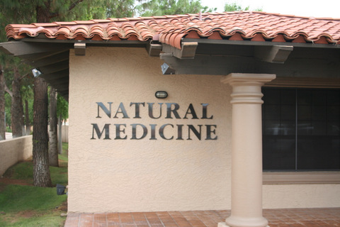 Legal Medical and Accounting Exterior Building Signs