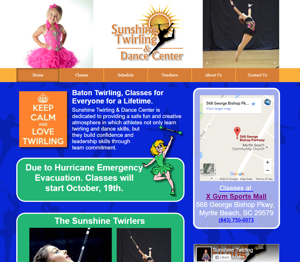 sunshinetwirling.com
