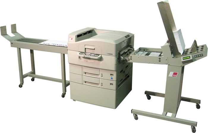 PSI Color Laser Printer 3655