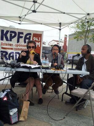 Interview with KPFA