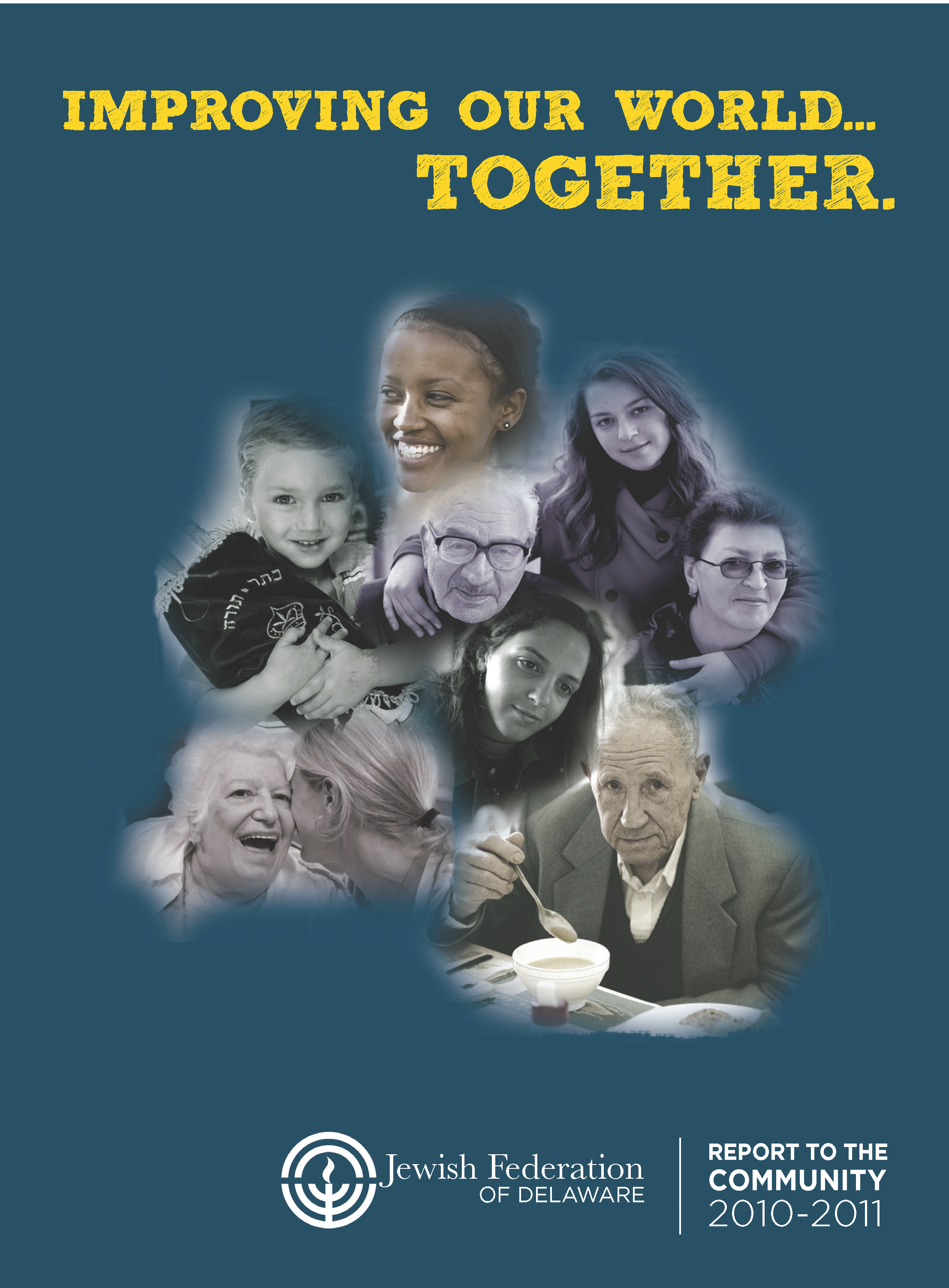 Click HERE to view the 2010-2011 Report to the Community