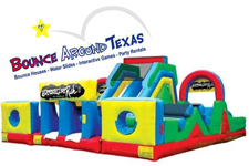 Bounce Around Texas