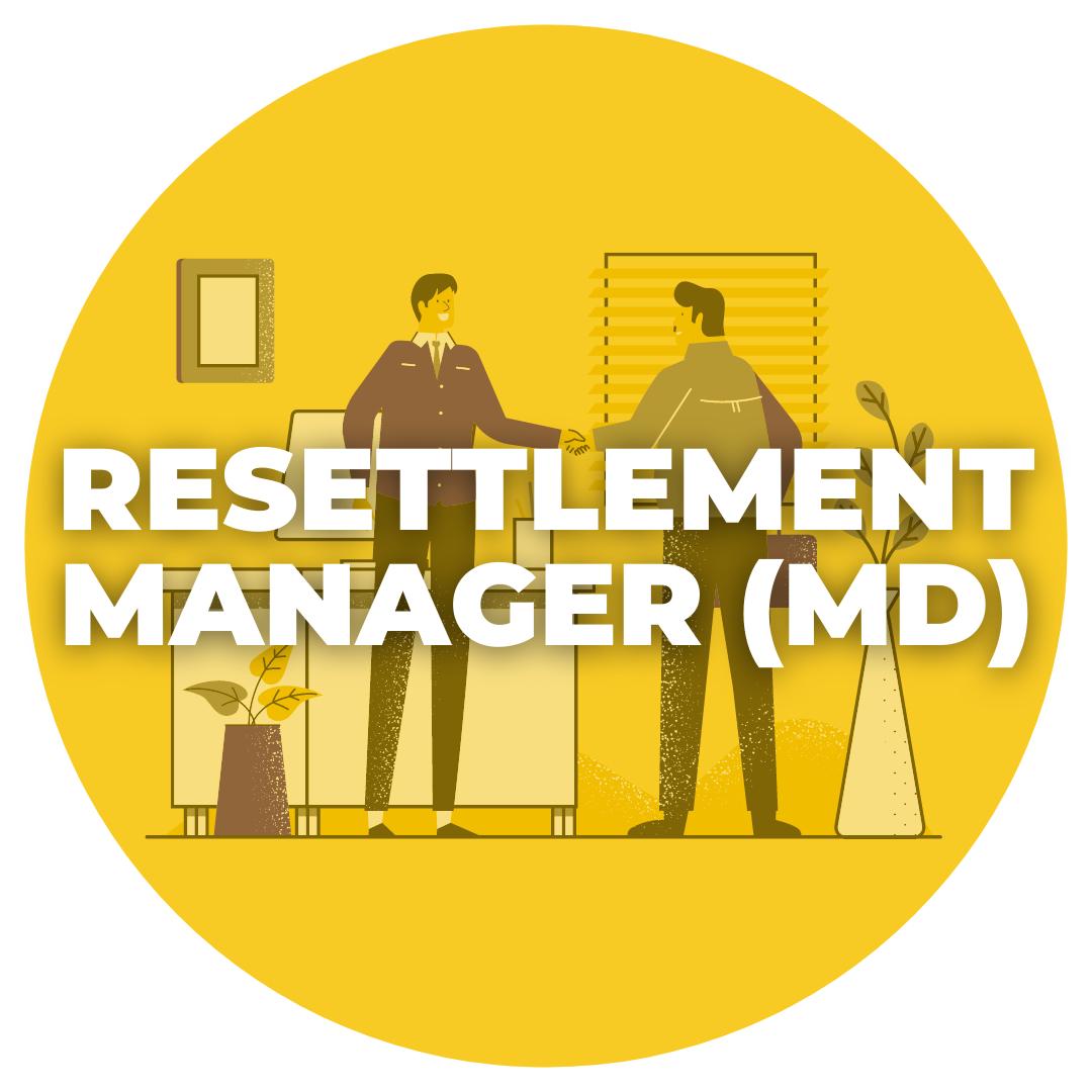 Resettlement Manager
