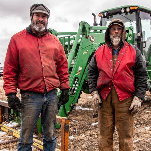 Don & Gary Frisvold