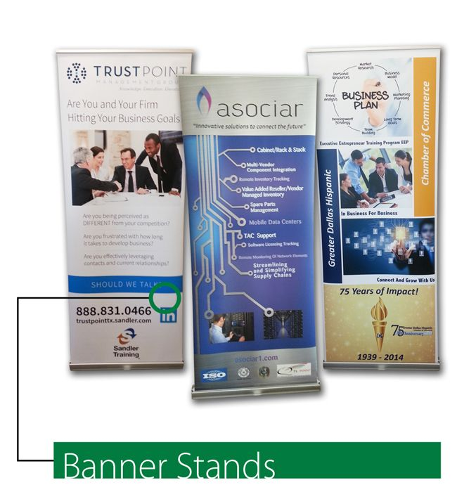 Banner Stand Displays