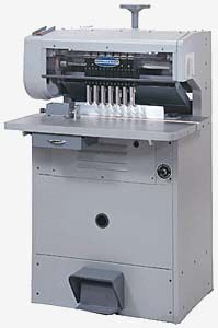 Challenge MS-10A High Speed Ten Spindle Paper Drill