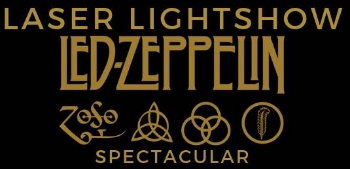 Led Zeppelin Laser Lightshow