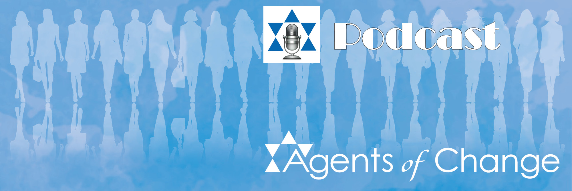 All 4 of our Agents of Change podcasts are now available