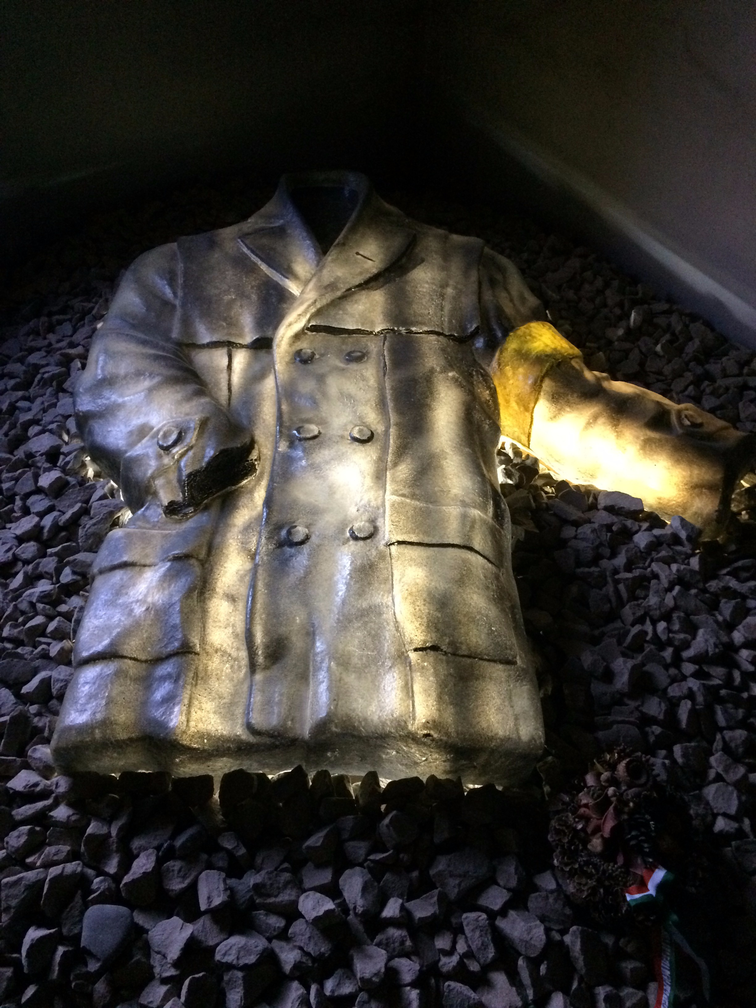 Special Exhibit in Auschwitz I