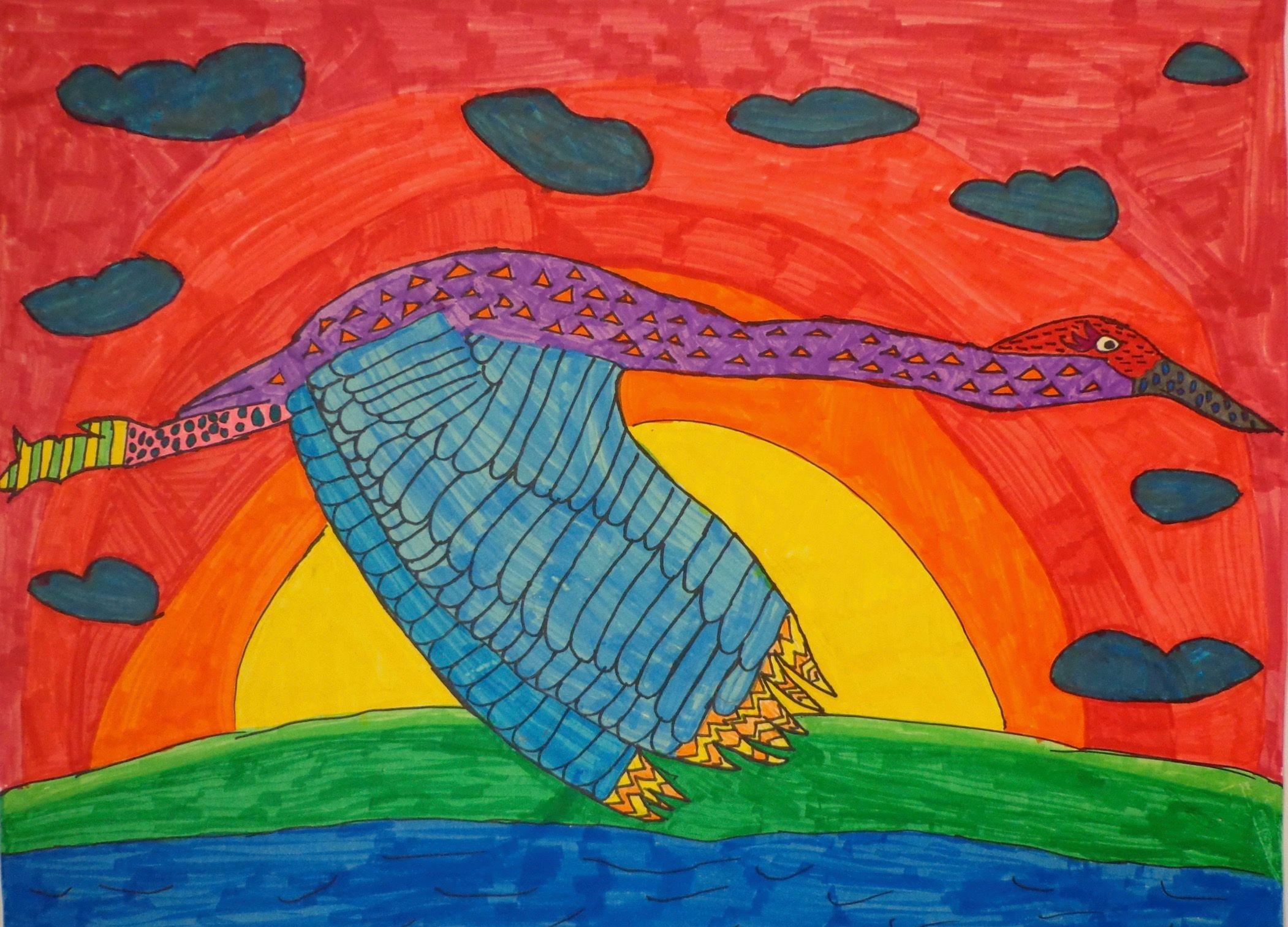 2nd Grade - Julia M.