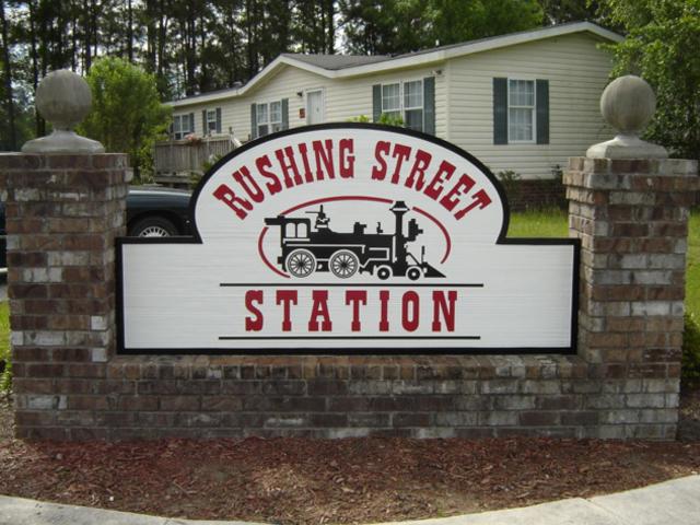 Rushing Street Station