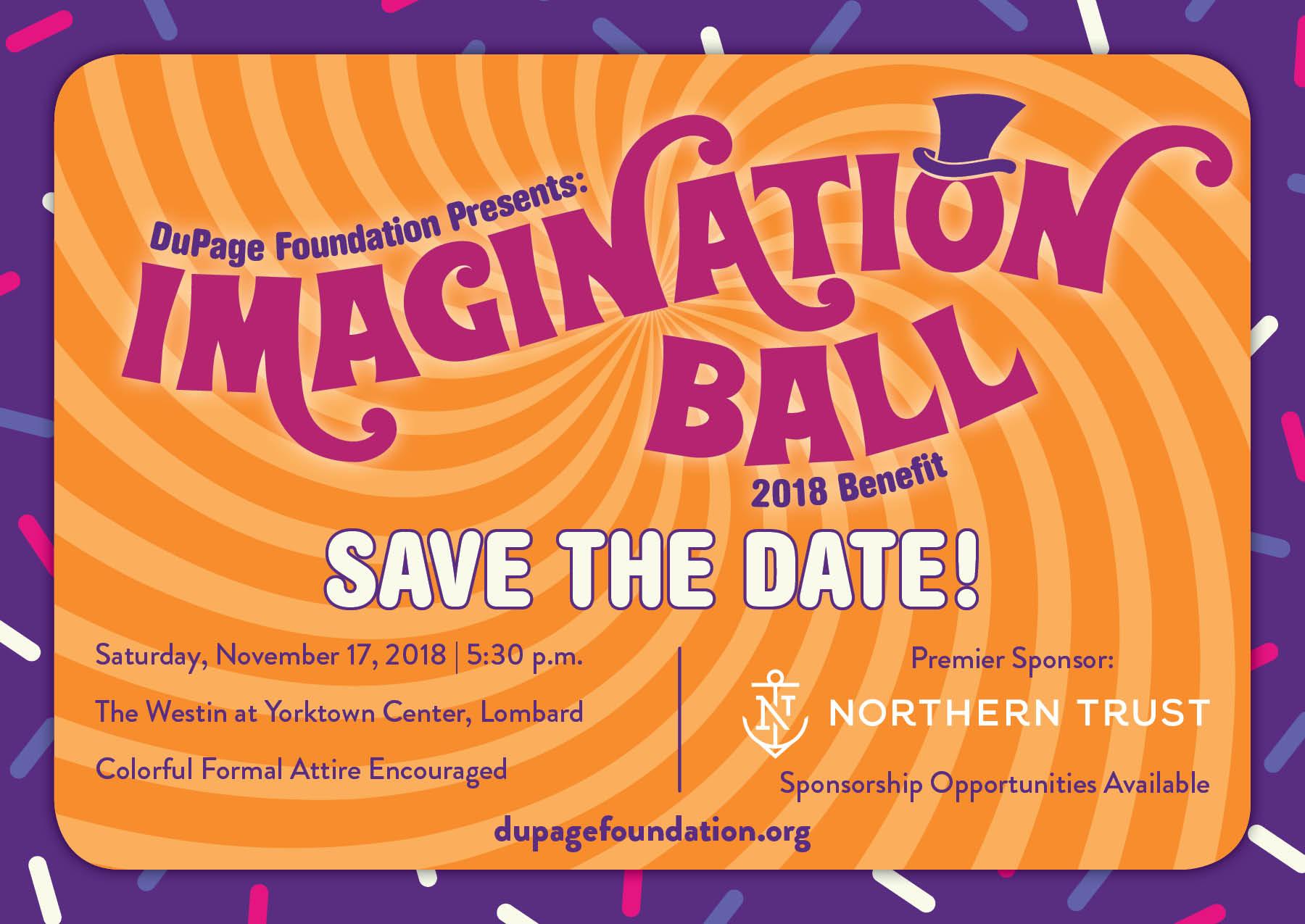2018 Benefit: Imagination Ball