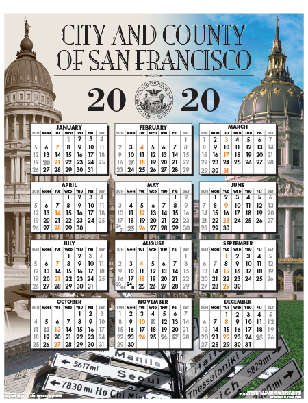 Click here to download the CCSF 2020 Calendar