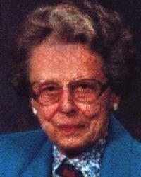 Mary Fraser, Burlington, Ontario