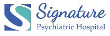 Bronze Sponsor Signature Psychiatric Hospital
