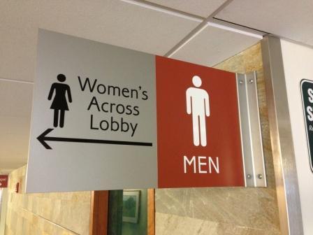 Way-finding & ADA Signage