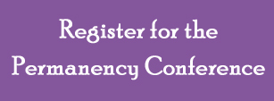 Register for the Permanency Conference