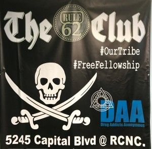 THE RULE 62 CLUB