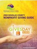 2019 Douglas County Giving Guide - annual Gives Day opportunities