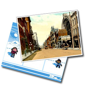 Postcards Standard