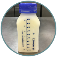6. Review and download these instructions for safely handling donor milk at home.