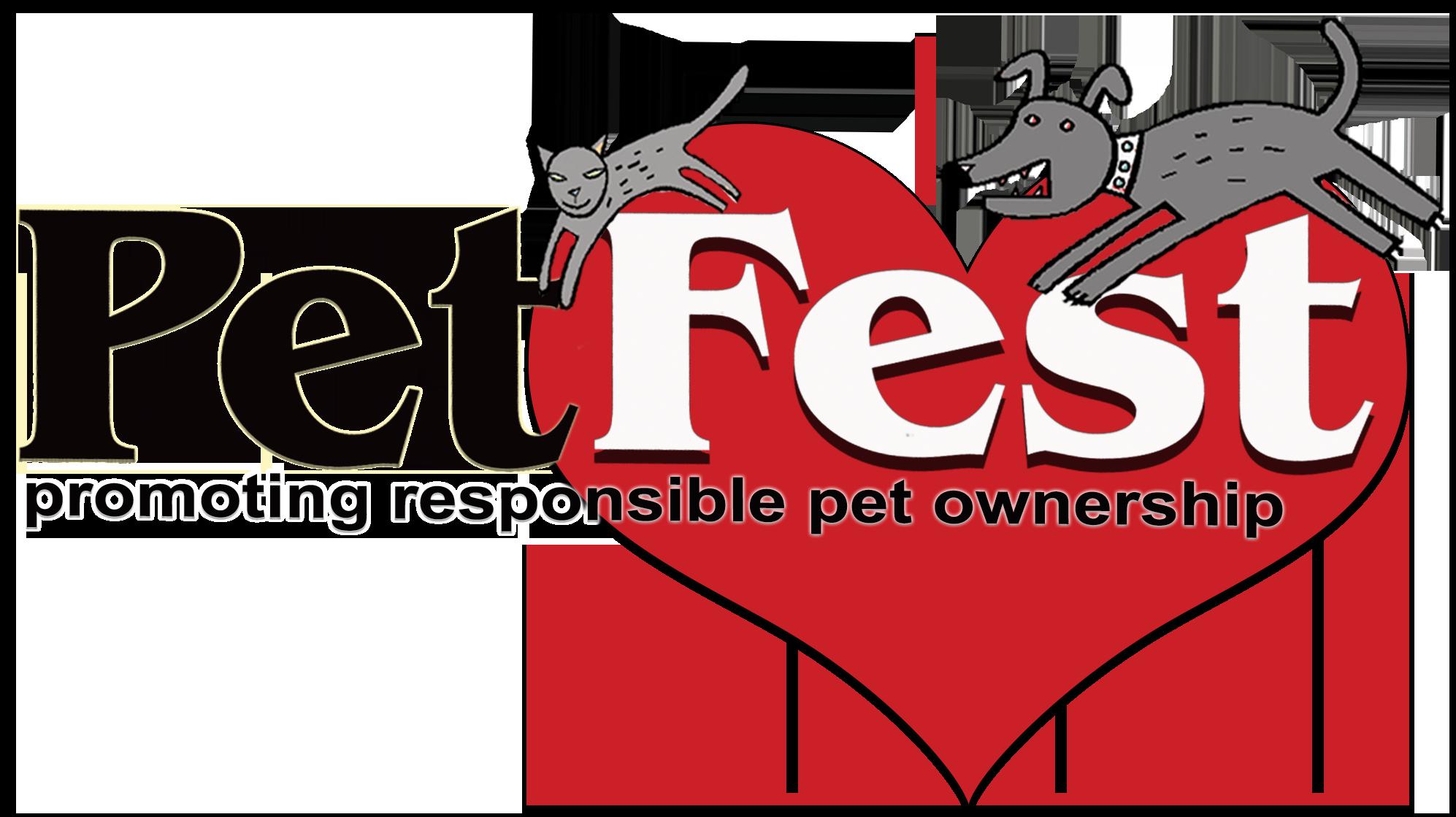 2021 Pet Fest Logo
