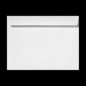 6 x 9 Booklet Envelope - 28# white wove
