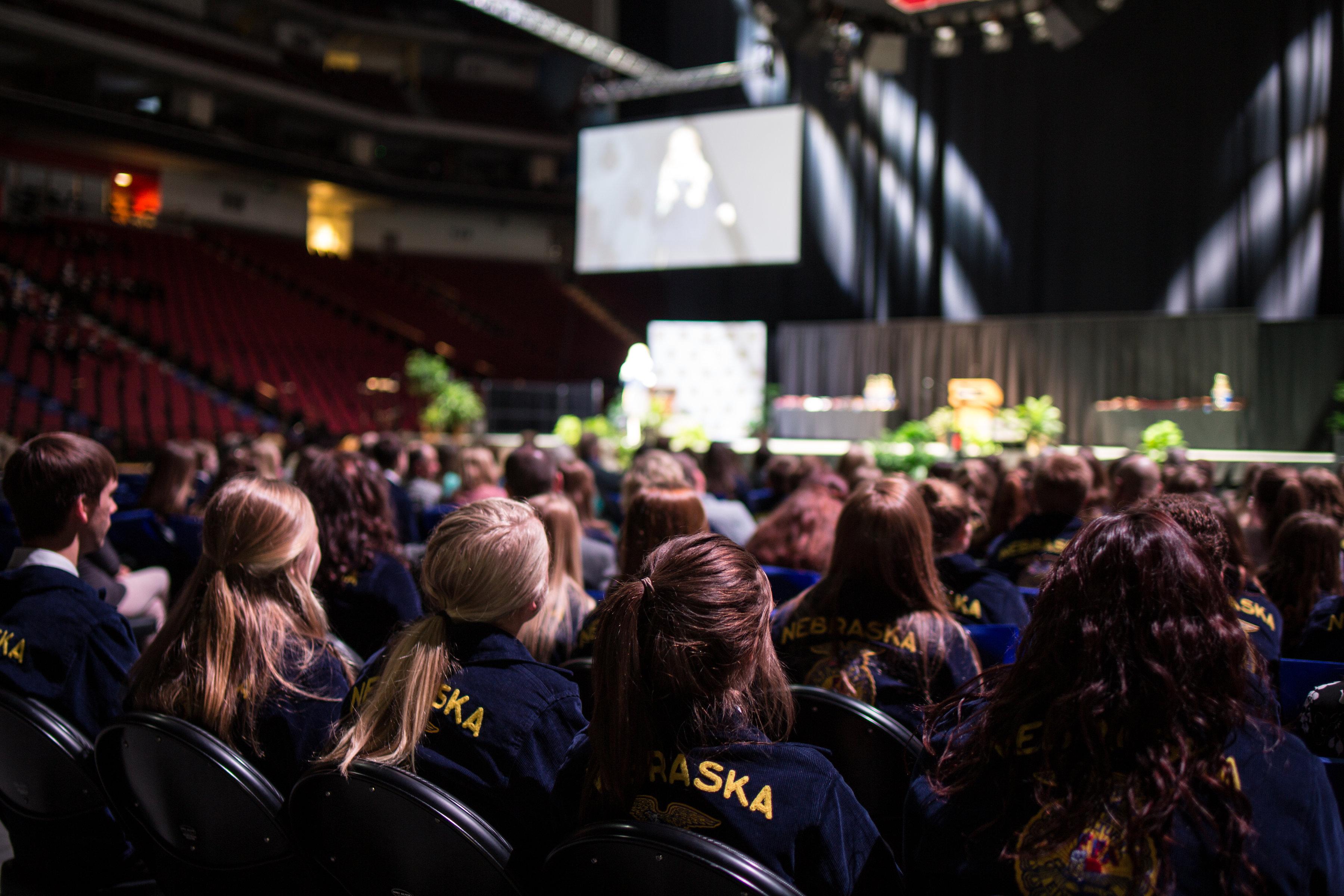 2017 Nebraska FFA State Convention Results