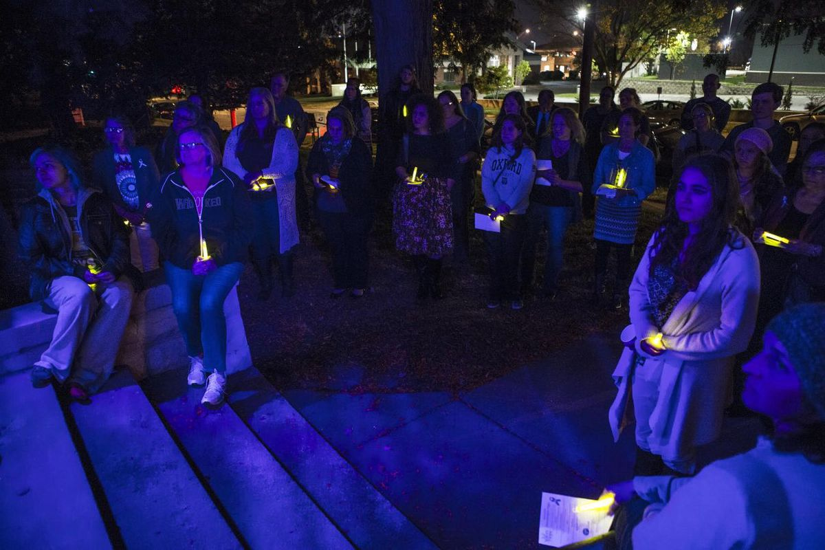 Voices of Hope Open House & Candlelight Vigil