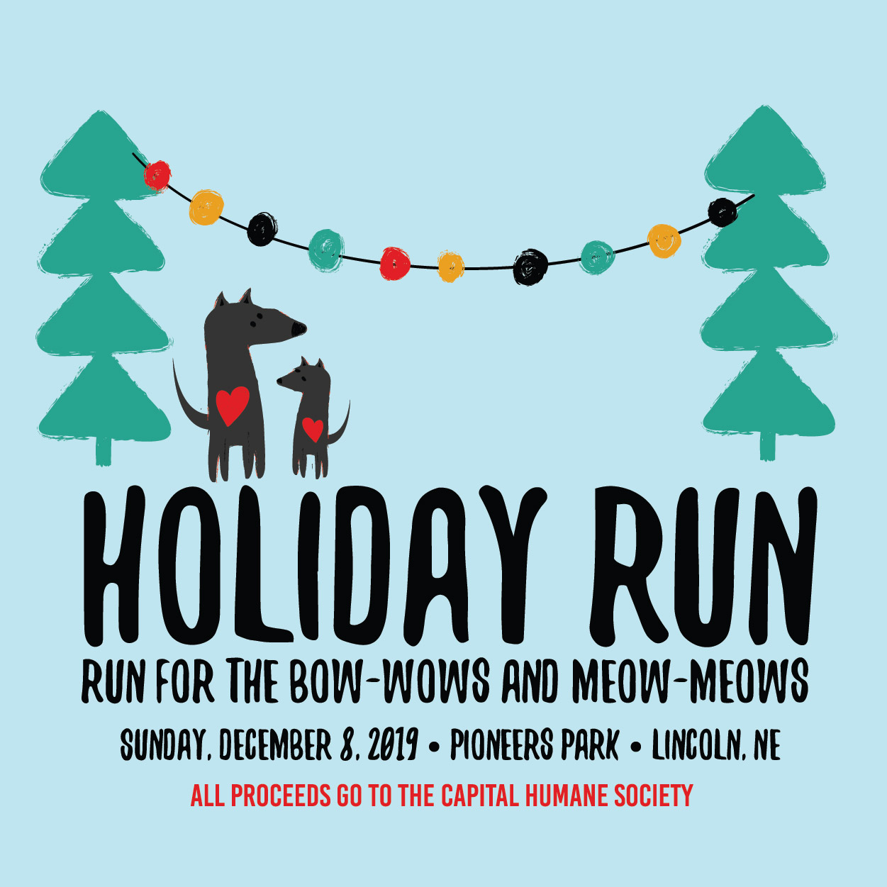 Annual Holiday Run