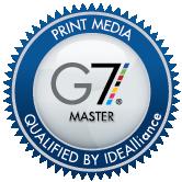 Crossmark Graphics Passes G7 Master Recertification