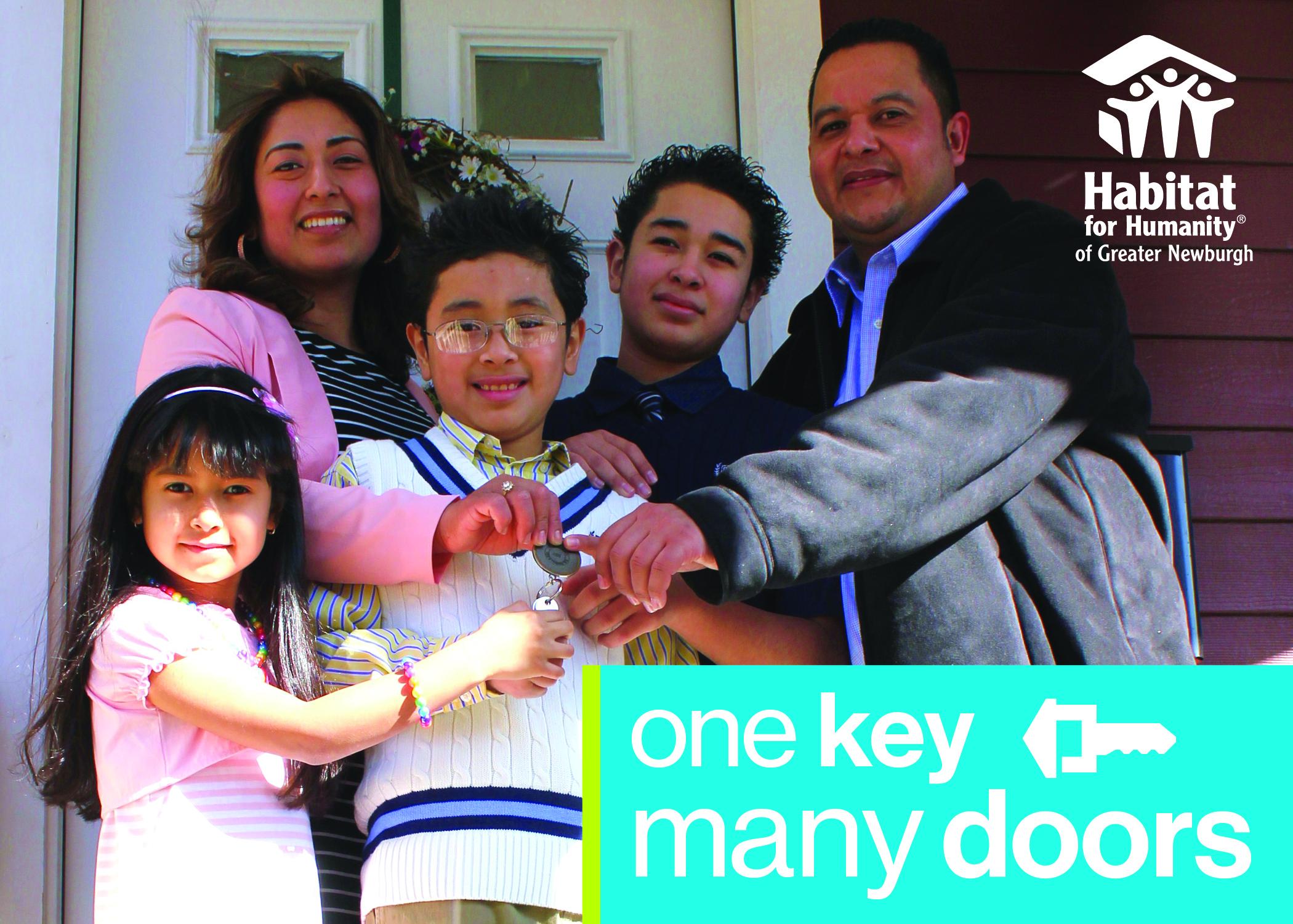 One Key, Many Doors Fundraising Breakfast