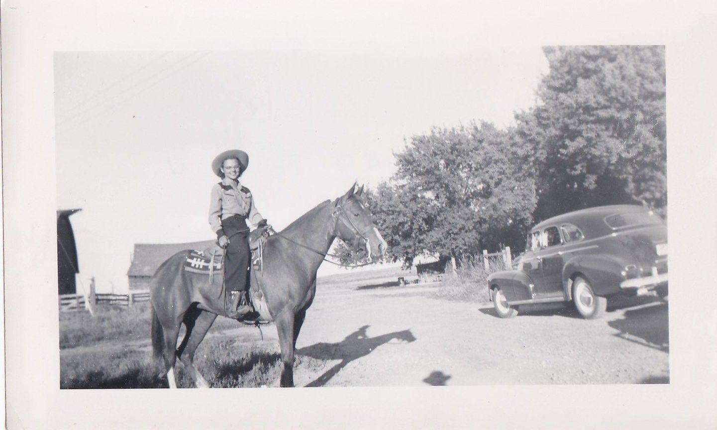 Joanne Terry Rodeo Queen