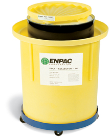 A03PF150 Poly-Collector Drum Container