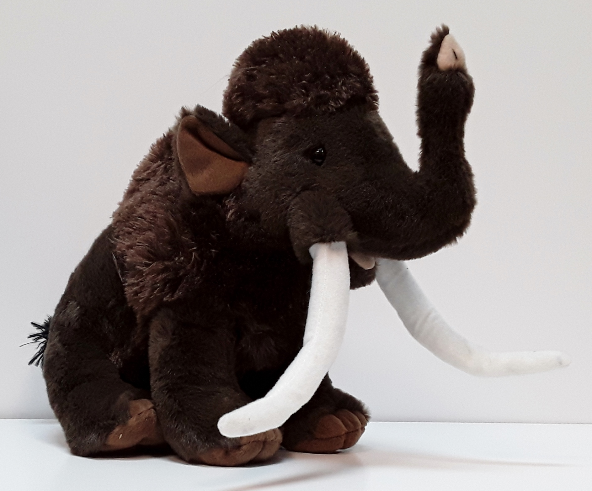 "12"" Woolly Mammoth Cuddle"