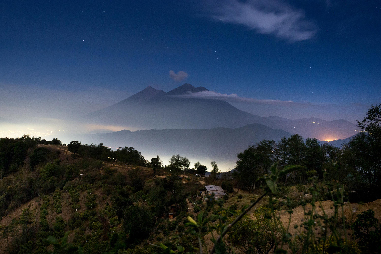 Volcán de Fuego Response