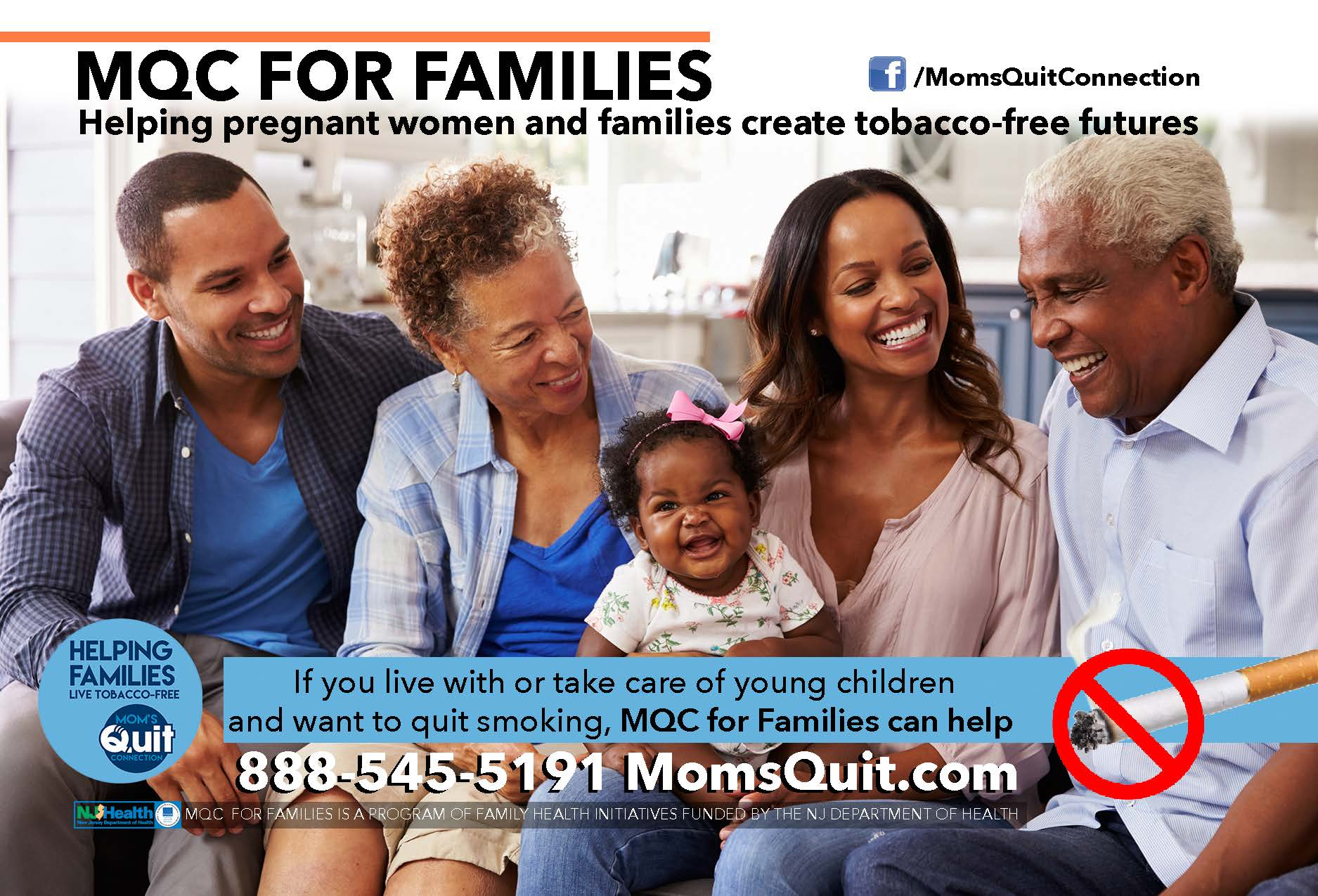 MQC for Families Postcard