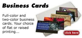 BUSINESS CARDS: CREATE AND ORDER ONLINE