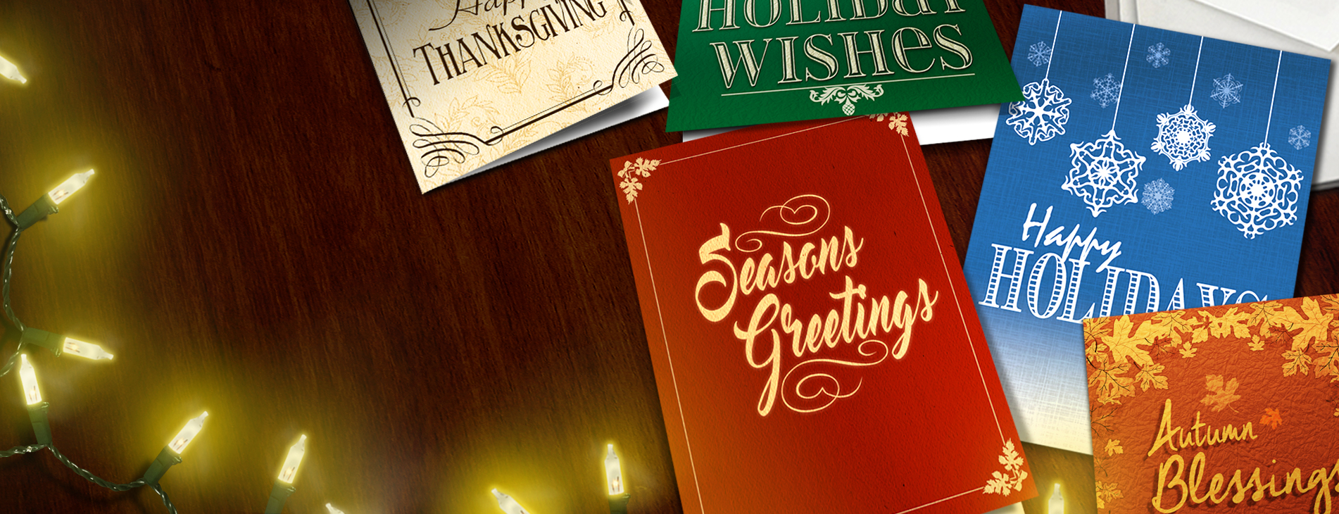 Holiday Cards Are Here!